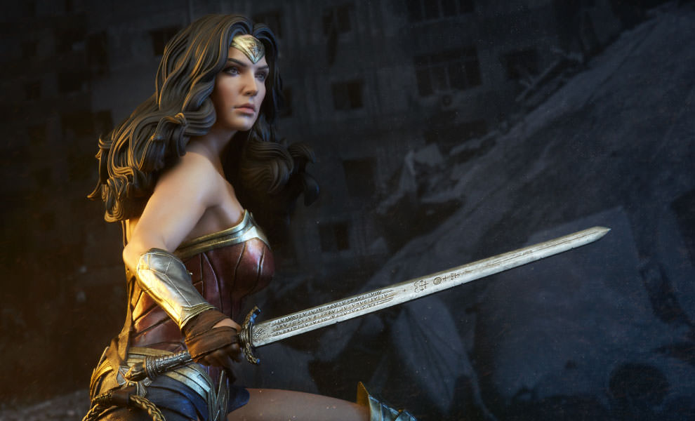 Wonder Woman Storyline