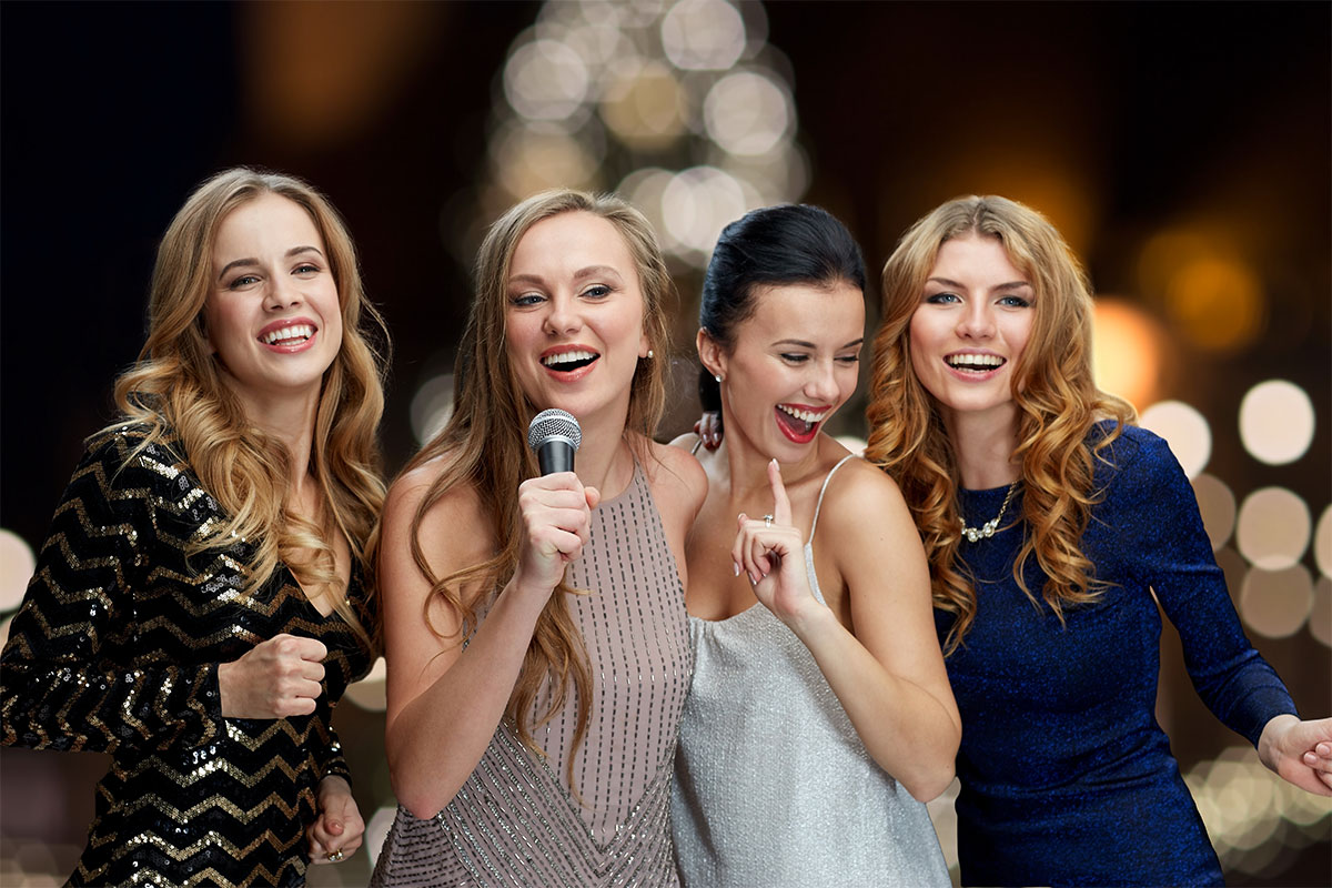 The Best Songs For Women During Karaoke Night