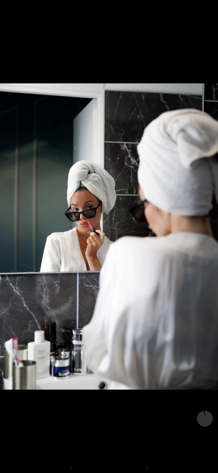 Ollia Tzarina Launched Her Own Organic Skincare Brand